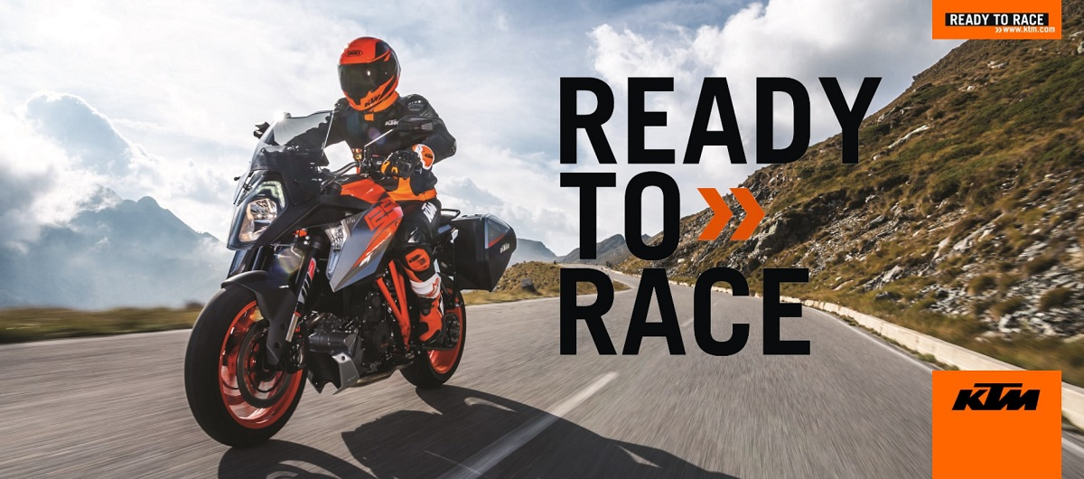 Save $500 on any New KTM